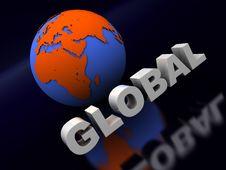 Free Global Stock Image - 8180941