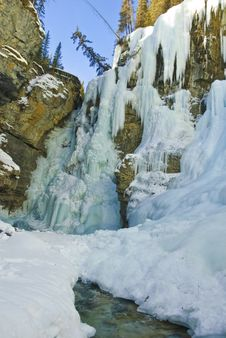Free Johnston Canyon, Banff NP Stock Photo - 8180980