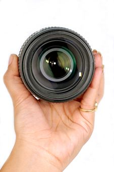Free Camera Lens Royalty Free Stock Image - 8181766