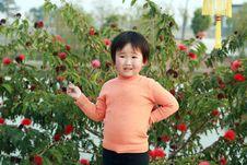 Free Chinese Children Stock Photo - 8182110