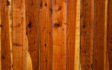 Redwood Fence Background 2