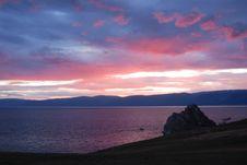 Free Lake Baikal Royalty Free Stock Image - 8182616