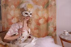 Free Woman In Wedding Dress Royalty Free Stock Photos - 8182928