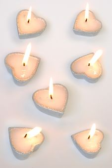 Free Seven Candles Stock Images - 8182984