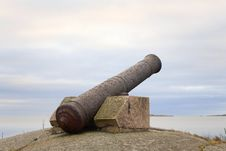 Free Cannon Stock Photo - 8183020