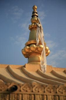 Free Stupa Stock Images - 8183944