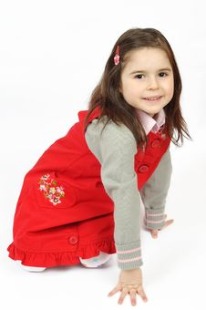 Free Child Royalty Free Stock Photography - 8184277
