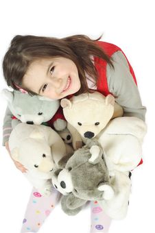 Free Child Royalty Free Stock Image - 8184836