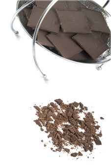 Free Do You Eat Chocolate Royalty Free Stock Image - 8185096