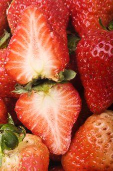 Free Strawberry Royalty Free Stock Photos - 8185168