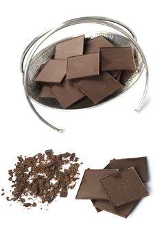 Free Do You Eat Chocolate Stock Photos - 8185223