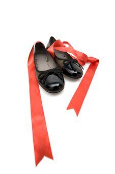 Free Red Ribbon Royalty Free Stock Image - 8185356