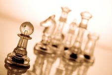 Free Transparent Chess Stock Photos - 8185473