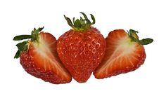Free Strawberry Royalty Free Stock Image - 8186596