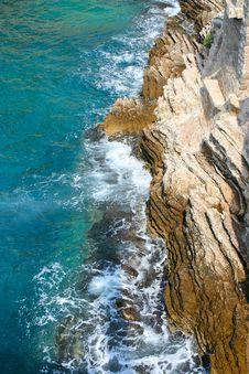 Free Montenegro Sea Royalty Free Stock Photo - 8187625