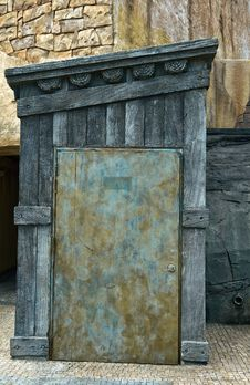 Free Entrance Door Stock Image - 8187801