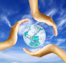 Free Globe Stock Image - 8188101
