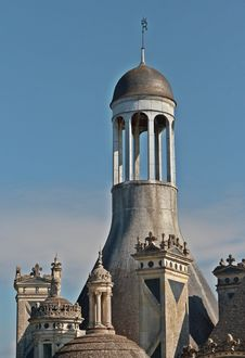 Free Chateau De Chambord Royalty Free Stock Images - 8188579