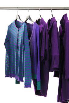 Free Fashion Clothing Royalty Free Stock Image - 8188846
