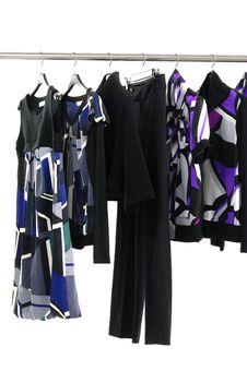 Free Fashion Clothing Stock Photography - 8189072