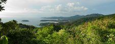 Kata View Point Stock Photo