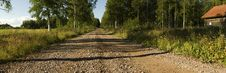 Free Dirty Road Stock Image - 8189161