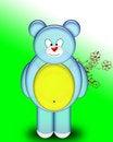 Free Bear Royalty Free Stock Photography - 8193507
