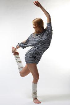 Free Dancer Royalty Free Stock Image - 8190386