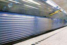 Free Subway Stock Photography - 8190422