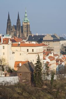 Free Prague Castle Stock Photos - 8190603