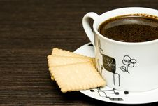 Free Black Coffe Stock Photos - 8190853
