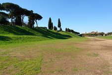The Circo Massimo In Rome Stock Photos