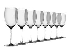 Free Champagne Glasses Stock Images - 8192494