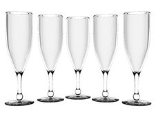 Champagne Or Wine Glass Royalty Free Stock Photos