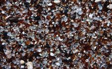 Free Close Up Of The Beach At Glass Beach In Kauai Stock Photo - 8193230