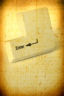Free Enter Keys Stock Photo - 8193380