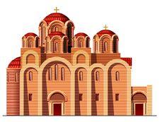 Free Tithe Church Of Kievan Rus Royalty Free Stock Photos - 8193688