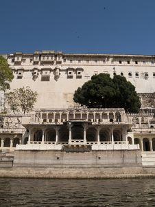 Free Udaipur City Palace Royalty Free Stock Photo - 8193805