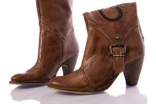 Free Boots Stock Image - 8193891