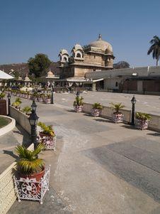 Free Jag Mandir Palace In Lake Pichola, Udaipur Royalty Free Stock Image - 8194046