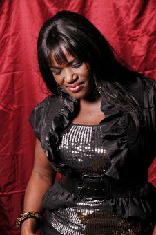 African Female Singer
