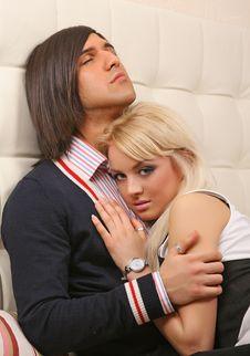 Free Couple Stock Image - 8195211