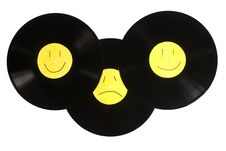 Free Vinyl Royalty Free Stock Photos - 8195408