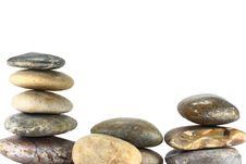 Balanacing Rocks Stock Photography
