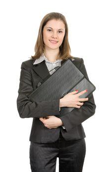 Free Smiling Businesswoman Royalty Free Stock Photos - 8197568