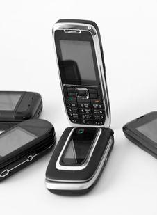 Free Phones Stock Image - 8197801