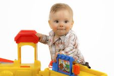 Free Portrait Young Boy Royalty Free Stock Images - 8198409