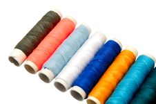Free Sewing Threads Stock Photo - 8198640