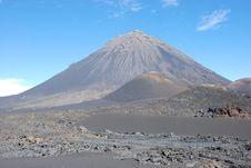 Free Fogo Crater Volcano - Cabo Verde - Africa Stock Photos - 8198833