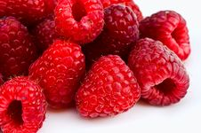 Free Fresh Ripe Raspberry Royalty Free Stock Photo - 8198985